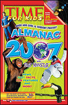 The 2007 TIME for Kids Almanac with Fact Monster
