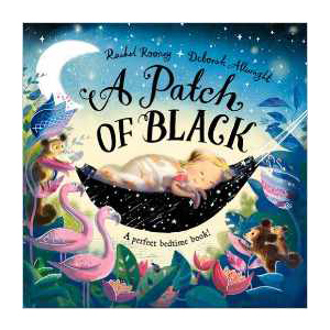 A Patch of Black, children's book