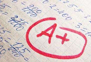 essay on success at school