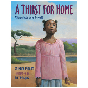 A Thirst for Home, children's book