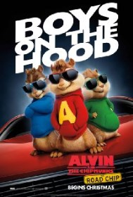 Alvin and Chipmunks Road Chip movie