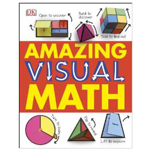 DK Amazing Visual Math, children's book