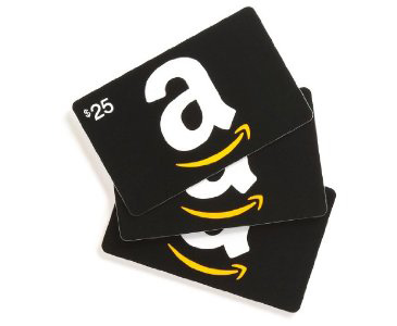 Christmas gifts for anyone, Amazon gift cards