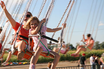 Amusement Park, Swings