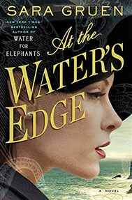 At the Waters Edge, 2015 book