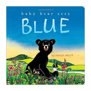 Baby Bear Sees Blue, children's book