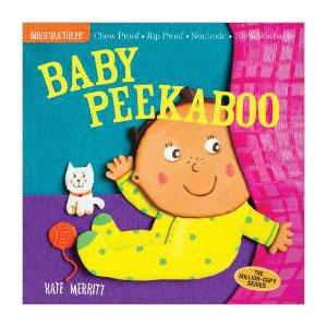 Baby Peekaboo, children's book