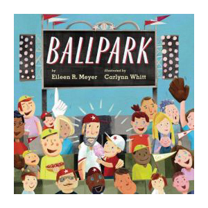 Ballpark, children's book