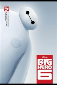 Big Hero 6, 2014 movie