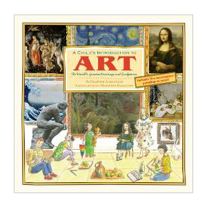 Childs Introduction to Art, children's book
