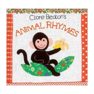 Clare Beaton's Animal Rhymes, children's book