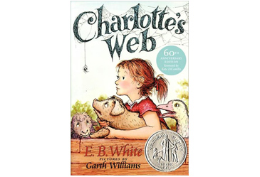 best classic childrens book, Charlottes Web