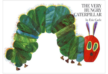 best classic childrens book, The Very Hungry Caterpillar