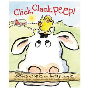 Click Clack Peep book