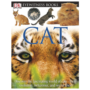 DK Eyewitness Books Cat, children's book