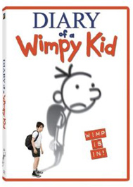 Best Movies About School, Diary of a Wimpy Kid first movie
