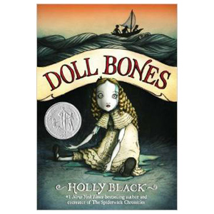 Doll Bones, Newbery Honor children's book