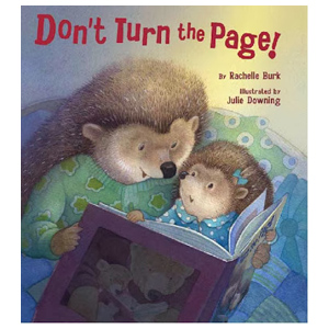 Don't Turn the Page, children's book