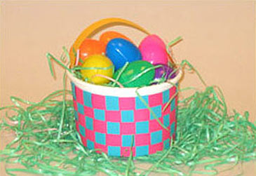 EasterCraft,Basket