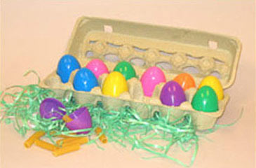 EasterCraft,EggMaracas
