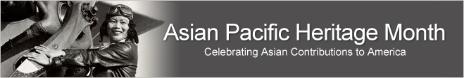 Asian Pacific American (APA) Heritage Month