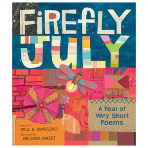 Firefly July, children's book