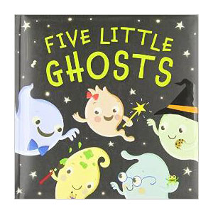 Five Little Ghosts, children's book