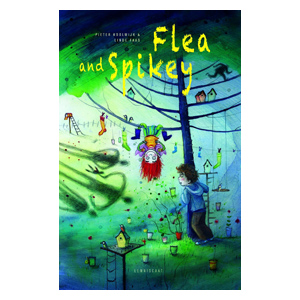 Flea and Spikey, children's book