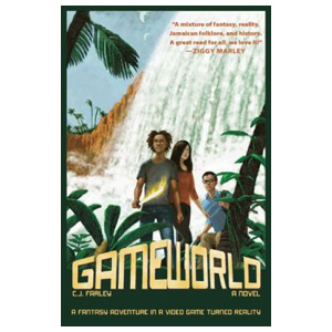 Game World, children's book