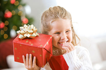 Christmas,ChristmasMorning,Presents,ExcitedGirlonChristmas