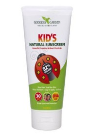 Goddess Garden for Kids Sunscreen