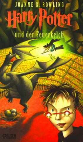 Harry Potter 4, Germany