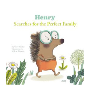 Henry Searcher for the Perfect Family, children's book