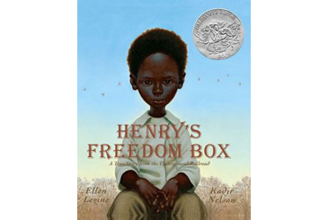 Henry's Freedom Box children's book