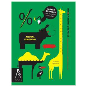 Information Graphics Animal Kingdom, children's book