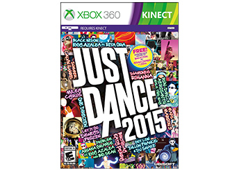 Just Dance 2015 Xbox