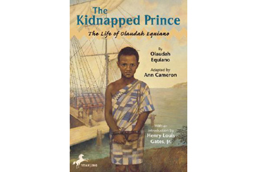 Kidnapped Prince children's book