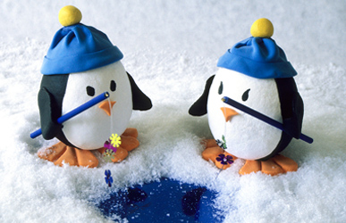 penguins winter craft for kids