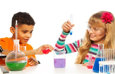 kids STEM science math fun