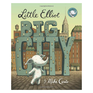 Little Elliot Big City, children's book