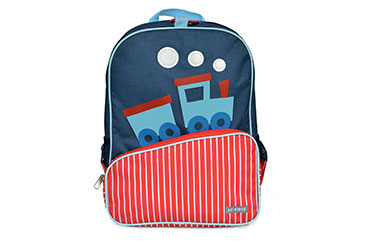preschooler train backpack