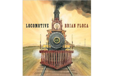 Locomotive, 2013 childrens book