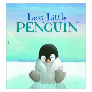 Lost Little Penguin, children's book