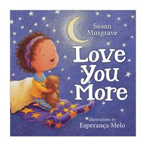Love You More, children's book