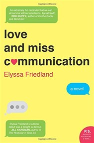 Love and Miss Communication, 2015 book