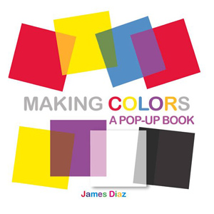 Making Colors Pop, children's book