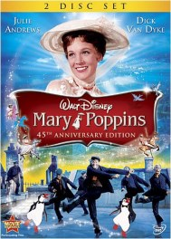 Mary Poppins, Oscar winning movie