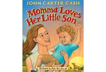MommaLovesHerLittleSon,JohnCarterCash,Children'sBook