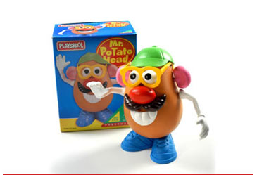 ToyHallofFame,Balls,PotatoHead,Mr.PotatoHead