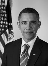 President Barack Obama Offical Portrait